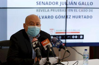 JEP pide copias de computadores de Farc por asesinato de Álvaro Gómez Hurtado