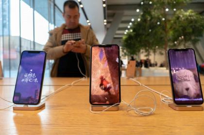 Los iPhone de Apple lideran en ventas en enero del 2021.