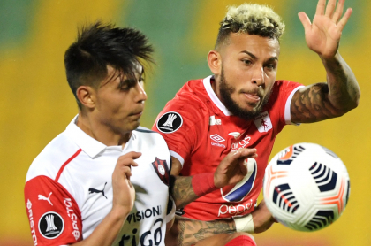 América de Cali cae de local ante Cerro Porteño en Copa Libertadores.