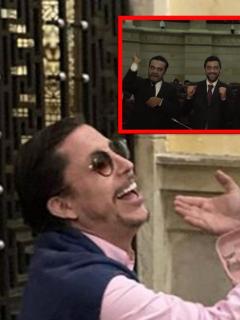 Video de la parodia de Juanpis González (Alejandro Riaño) a Alberto Carrasquilla y la reforma tributaria.