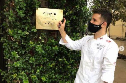 El Cielo, restaurante de Juan Manuel Barrientos, recibe estrella Michelin