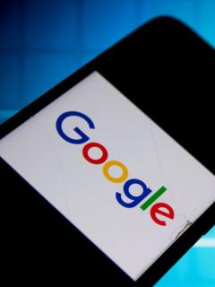 Logo de Google, ilustra nota de joven argentino se adueñó por unas horas del dominio de Google.com.ar