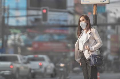 Resultados de la encuesta '¿Cómo es el aire que respiras?