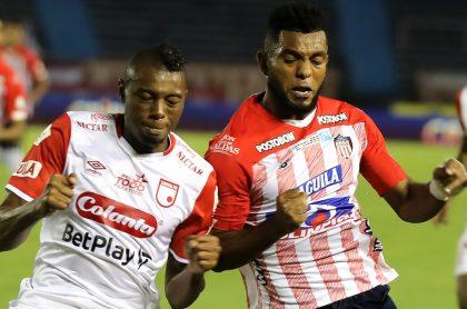 Ver la transmisión del partido entre Junior y Santa Fe en la Copa Libertadores hoy.