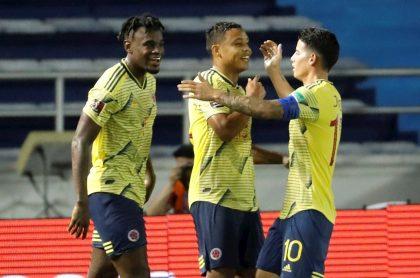 Selección Colombia, que jugará dos partidos de Eliminatorias antes de la Copa América