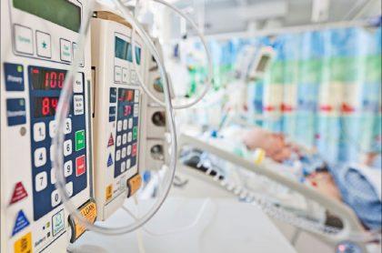 Imagen ilustrativa sobre nota: mueren 24 pacientes en un hospital de India por la escasez de oxigeno que se ha presentado en ese país ante la crisis del COVID-19.