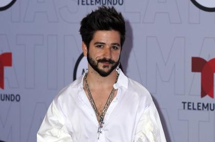 Foto de Camilo, a propósito de que se arrepiente de haber cantado flamenco en audición de 'Factor X'
