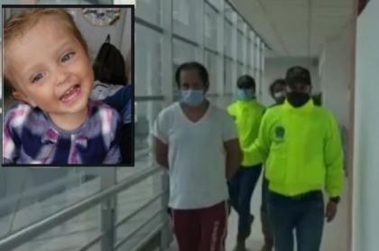 Padrastro de Sara Sofía Galván, en la cárcel, insiste en que la niña murió