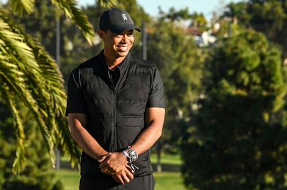 Tiger Woods, golfista.