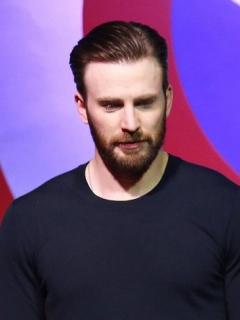 Chris Evans, Sebastian Stan y Anthony Mackie, protagonistas de las tramas del Capitán América.