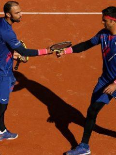 Juan Sebastián Cabal y Robert Farah se coronaron como campeones del ATP 500 de Barcelona, su segundo título del año.