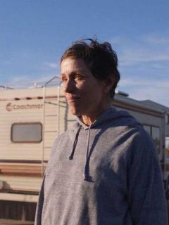 Premios Óscar 2021: Nomadland, elegida como mejor película.