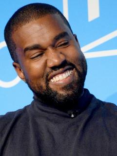 Imagen de Kanye West ilustra artículo Zapatillas de Kanye West fueron vendidas en US$ 1,8 millones