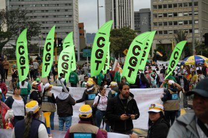 Paro Nacional 28 de abril sí habrá marchas contra la reforma tributaria