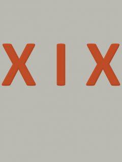 Imagen de XIX, a propósito de qué significa y si es lo mismo que 6 en inglés