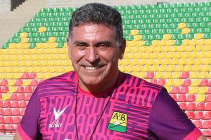 Luis Fernando Suárez asegura que la liga colombiana es mala y antitécnica. Imagen del enetrenador.
