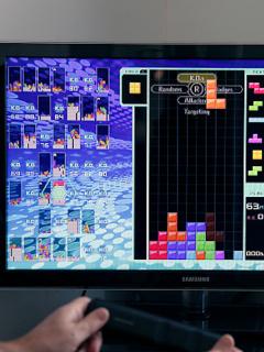Juego Tetris.