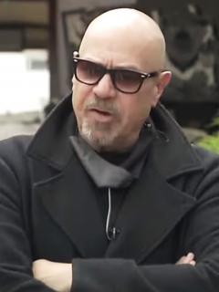 Críticas de Santiago Moure a Vícky Dávila por entrevista a Alberto Carrasquilla. Imagen del presentador de 'La tele letal'.