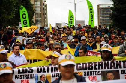 Paro nacional 28 de abril sindicatos responden fallo que impide marchas