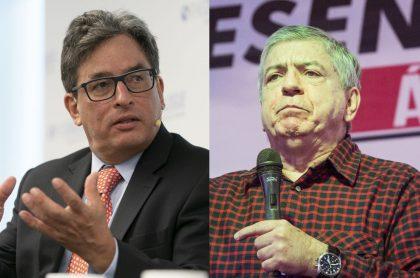 El expresidente César Gaviria dijo que no temería al ministro Alberto Carrasquilla, así como tampoco temió a Pablo Escobar.