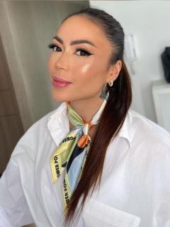 Daneidy Barrera Rojas, conocida popularmente como 'Epa Colombia', fue comparada en las redes sociales con María Juliana Ruíz, primera dama de Colombia.