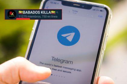 Usan grupo de Telegram Babados Killa para difundir videos íntimos de jóvenes