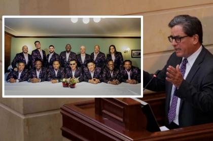 Reforma tributaria: Grupo Niche envió mensaje rechazando proyecto de Iván Duque