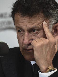 Juan Carlos Osorio, quien ya pidió cinco refuerzos para el América de Cali, que será su nuevo equipo