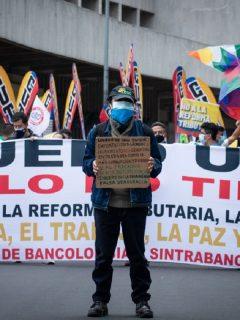 Después de una semana de continuas protestas y manifestaciones, centrales obreras confirmaron que no habrá grandes marchas por el Día del Trabajo.