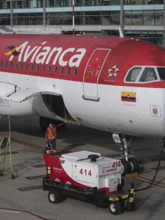 Avianca informó que canceló todos los vuelos desde y hacia Cali por las protestas que se han presentado en la ciudad.