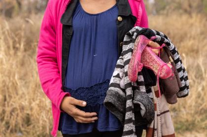 Mujer embarazada ilustra artículo Embarazo de adolescentes en Venezuela, otra crisis ligada a la económica