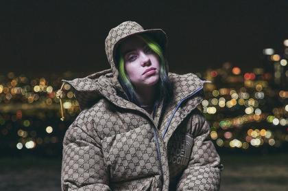 Imagen de BillieEilish; radical cambio de imagen de la artista revoluciona redes