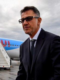 Juan Carlos Osorio, quien no dirigiría al América de Cali en Copa Libertadores