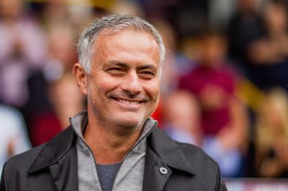 Imagen de José Mourinho, que será el nuevo entrenador de la Roma; regresa a la Serie A
