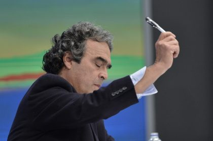 Sergio Fajardo imputado con dos cargos por Corpbanca; él dice ser inocente
