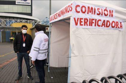 Derechos Humanos verificó los reportes y encontró a 16 de los 18 jóvenes reportados como desaparecidos