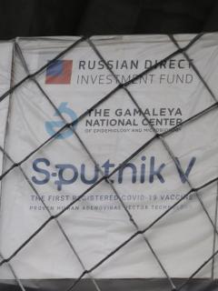 Imagen de vacuna que ilustra nota; Rusia autoriza vacuna Sputnik Light, de una sola dosis contra COVID-19