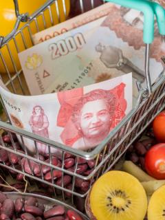 Inflación en abril, una de las más altas en los últimos 5 años