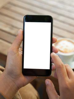 Imagen de iPhone, a propósito de falla en la que se cierran las aplicaciones