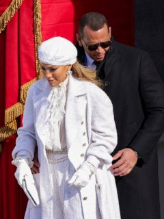 Alex Rodriguez, exprometido de Jennifer Lopez, que mostró su figura actual.