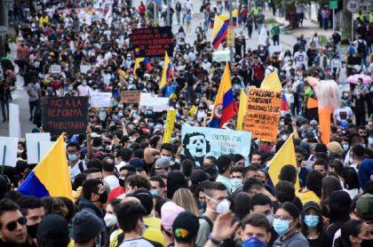 Los organizadores del paro nacional se reunirían a más tardar el 10 de mayo con el Gobierno.