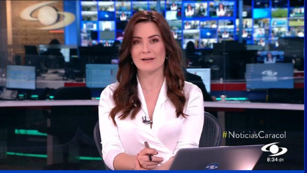 Captura de pantalla Noticias Caracol.