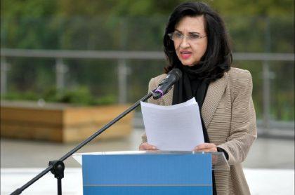 Claudia Blum, ministra de Relaciones Exteriores, y la expulsión de diplomático cubano
