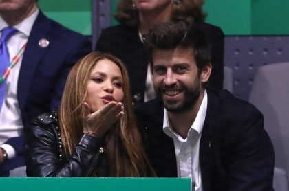 Foto de Shakira y Piqué, a propósito de sus fortunas y cuánto ganan