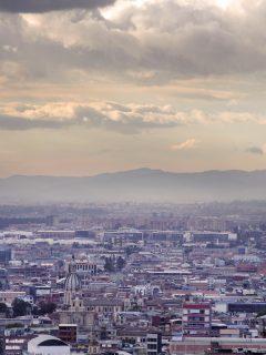 Foto de Bogotá ilustra nota sobre nuevas medidas en Bogotá