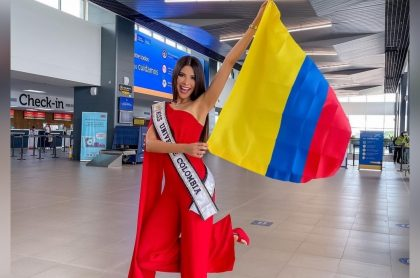 Foto de Laura Olascuaga, a propósito de quién es la Miss Universe Colombia
