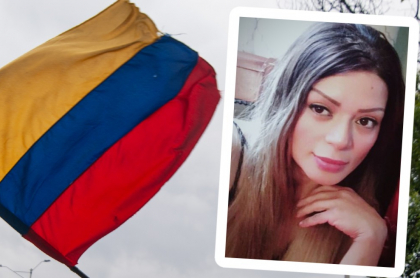 Marbelle y bandera de Colombia, a propósito de que la cantante dijo por qué no pone la bandera al revés, en el paro, y respondió a críticas.