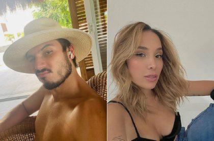 Pipe Bueno y Luisa Fernanda W, a propósito de que la 'influencer' confesó cuál es la 'pelea' que tiene con el cantante.