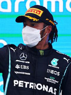 Lewis Hamilton gana su GP número 98 en Gran Premio de España