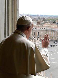 Papa Francisco, preocupado por Colombia, envía mensaje de esperanza
